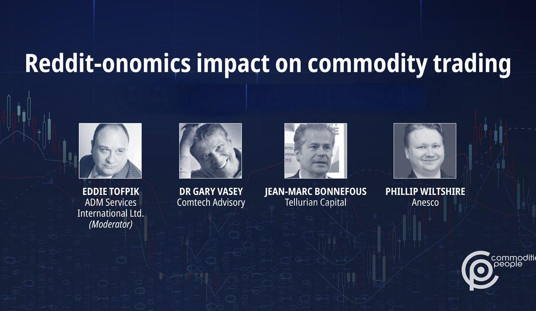Reddit-onomics Impact on Commodity Trading
